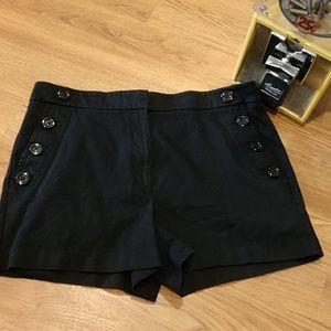 2 for $22!! Ann Taylor Sailor Shorts